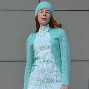 """Одежда ручной работы. Ярмарка Мастеров - ручная работа Джемпер """"Океания"""". Handmade."""