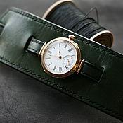 Аксессуары handmade. Livemaster - original item Strap bracelet for antique clocks. Handmade.