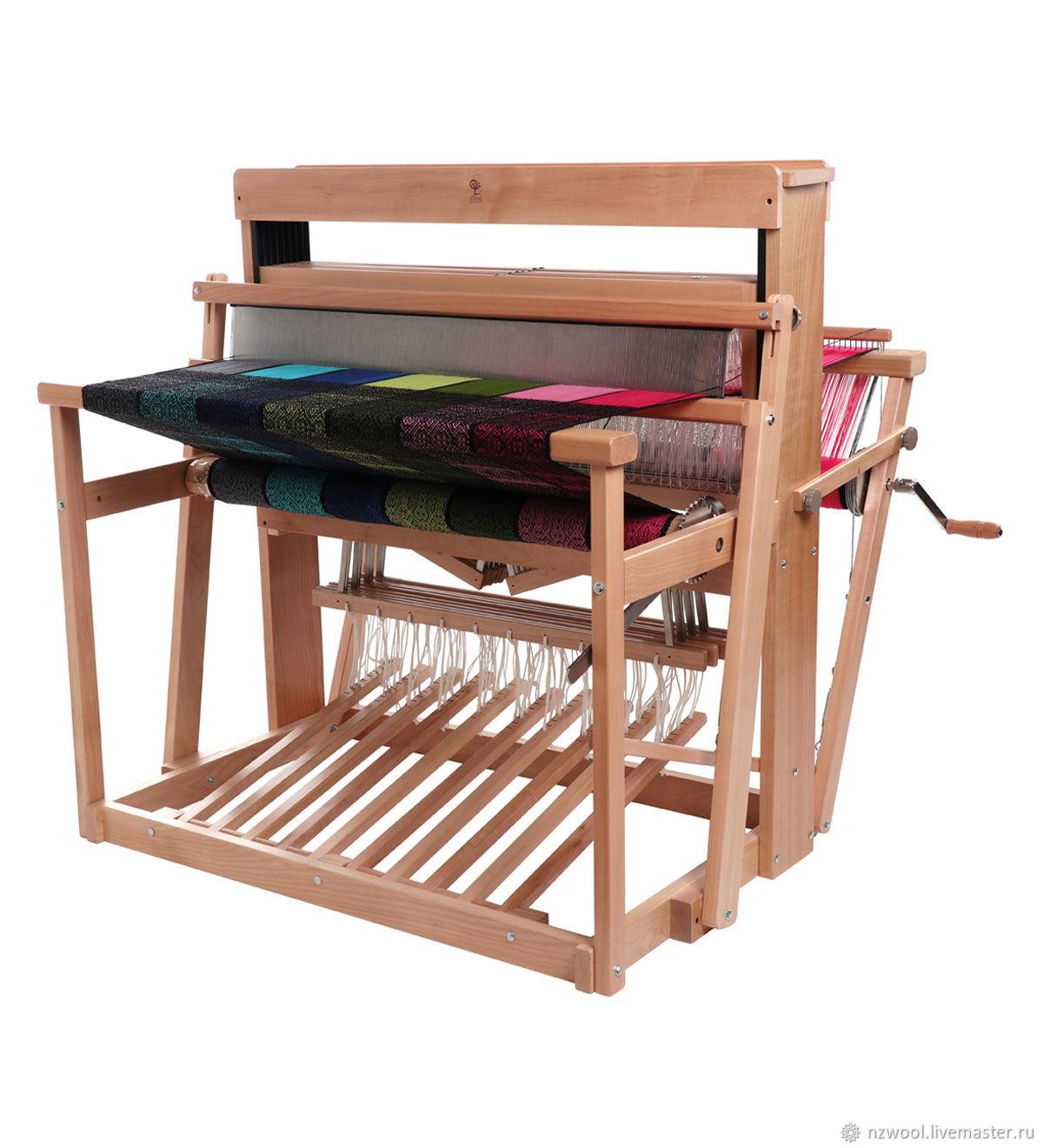 Jack. Floor loom 8-m remizny machine, Tools, Christchurch,  Фото №1