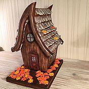 Пряники ручной работы. Ярмарка Мастеров - ручная работа Пряничный домик. Handmade.
