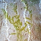 """Платья ручной работы. Платье-туника """"Фея леса"""" экопринт. ElKo (Элла Ковалева). Ярмарка Мастеров. Экопринт"""