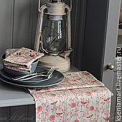 """Для дома и интерьера ручной работы. Ярмарка Мастеров - ручная работа Комплект для стола""""Птичьи трели"""". Handmade."""