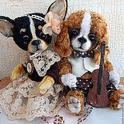 Куклы и игрушки ручной работы. Ярмарка Мастеров - ручная работа Серенада. Handmade.