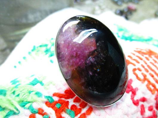 кольцо `Гермес` цена 7500  турмалин натуральный