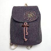 Сумки и аксессуары ручной работы. Ярмарка Мастеров - ручная работа Рюкзак детский, детский рюкзак, рюкзак, рюкзак на девочку. Handmade.