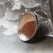 Украшения handmade. Livemaster - original item dendrogam ring. Handmade.