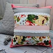 Для дома и интерьера ручной работы. Ярмарка Мастеров - ручная работа Чехлы для подушек.. Handmade.