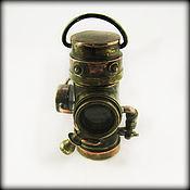 """Сувениры и подарки handmade. Livemaster - original item Стимпанк флешка """"Лупоскоп"""". Handmade."""