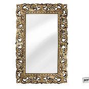 Для дома и интерьера ручной работы. Ярмарка Мастеров - ручная работа Винтажное Итальянское зеркало. Handmade.