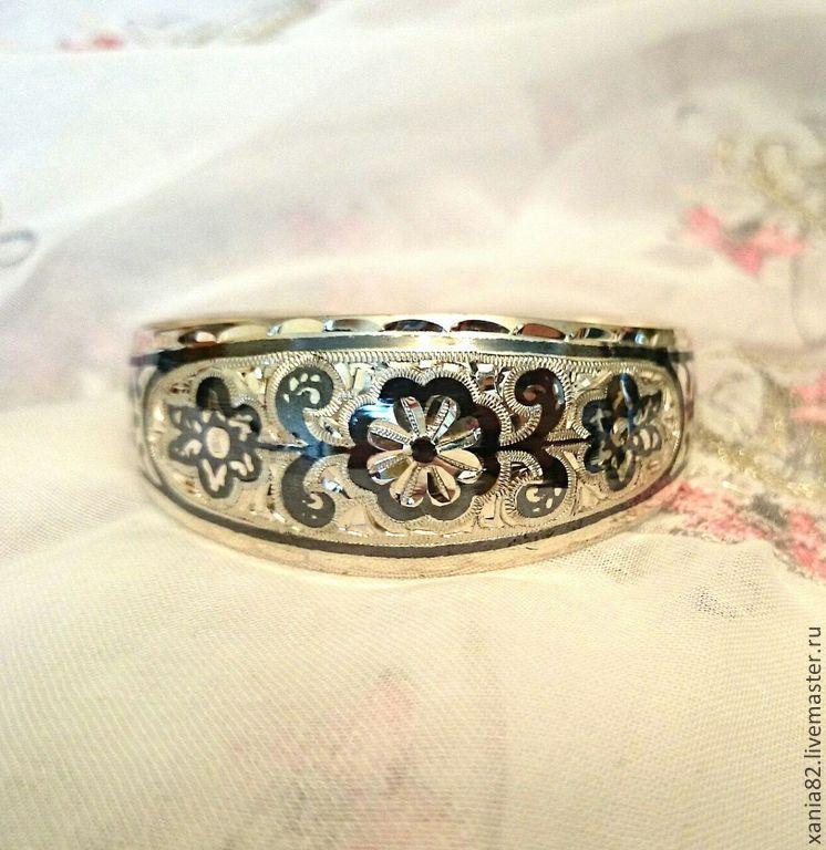Серебряные браслеты дагестан