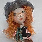 Куклы и игрушки ручной работы. Ярмарка Мастеров - ручная работа Ведьмочка Фрося. Handmade.