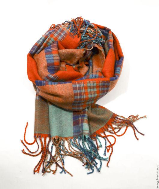 Шарфы и шарфики ручной работы. Ярмарка Мастеров - ручная работа. Купить Палантин арт.304/2. Handmade. Разноцветный, шарф, аксессуары