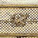 Винтажные предметы интерьера. Заказать Винтаж: Декоративный защитный экран-решётка для камина 12БО0057. InterAntikvar. Ярмарка Мастеров. Фото №3