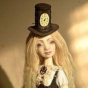 Коллекция стимпанк. Кукла Белла.