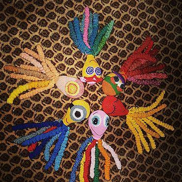 Куклы и игрушки ручной работы. Ярмарка Мастеров - ручная работа Миниатюрные игрушки, сказочные герои.. Handmade.