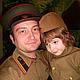Достойно встретим праздник Победы!  Военная форма старого и нового образца для детей и взрослых.