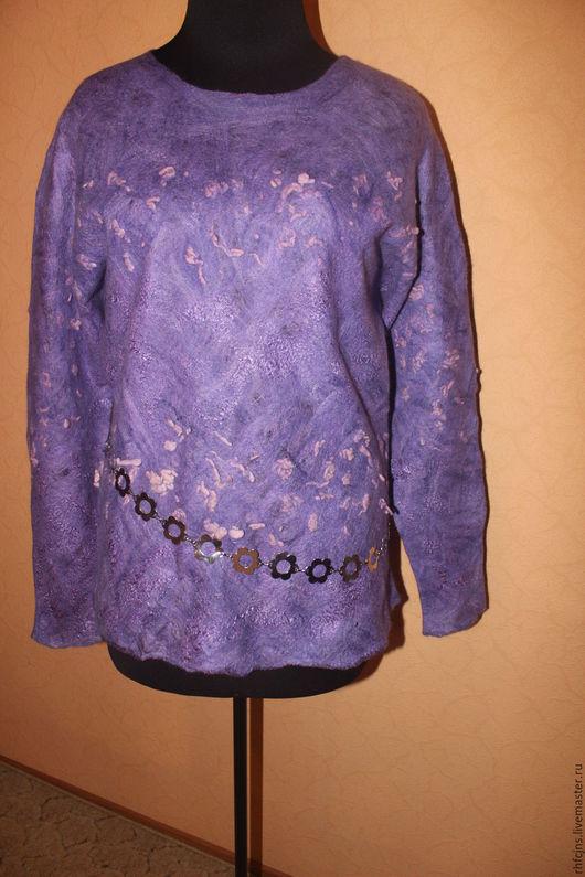 Фиолетовый бленд