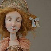 """Куклы и игрушки ручной работы. Ярмарка Мастеров - ручная работа Авторская кукла """"Принцесса Лукреция"""". Handmade."""