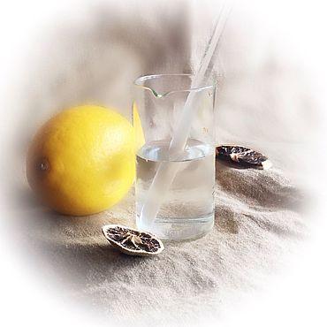 Косметика ручной работы. Ярмарка Мастеров - ручная работа Гидролат лимона,100% натуральный тоник,ручная работа.. Handmade.