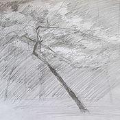 Картины и панно ручной работы. Ярмарка Мастеров - ручная работа Танцующее дерево. Handmade.