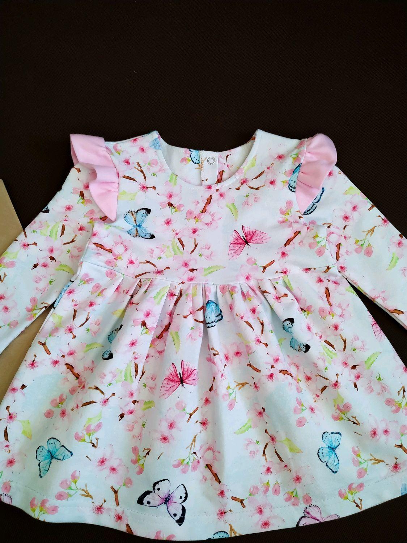 Платье Рюша