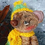 Stuffed Toys handmade. Livemaster - original item Teddy Albert. Handmade.