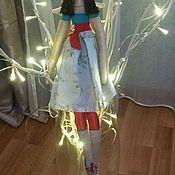 Куклы и игрушки ручной работы. Ярмарка Мастеров - ручная работа Цветочная фея. Handmade.