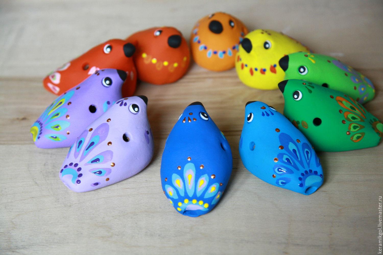 Bird-whistles 'Vesnyanka', Penny whistle, Irkutsk,  Фото №1