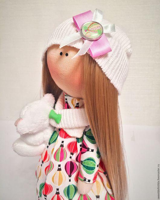 Коллекционные куклы ручной работы. Ярмарка Мастеров - ручная работа. Купить Воздушная. Handmade. Комбинированный, дети, мечты, трессы для кукол