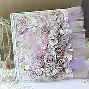 Открытки handmade. Livemaster - original item Floral greeting card. Handmade.