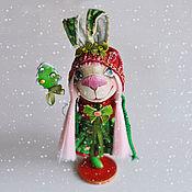 Куклы и игрушки ручной работы. Ярмарка Мастеров - ручная работа CHRISTMAS CRUMBS 9 (Рождественские крохи). Handmade.