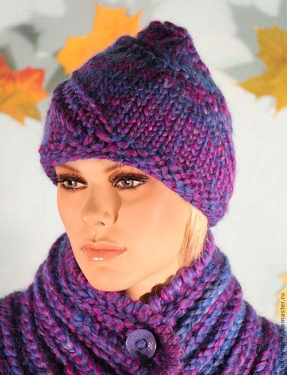 поп в фиолетовой шапке надо тут