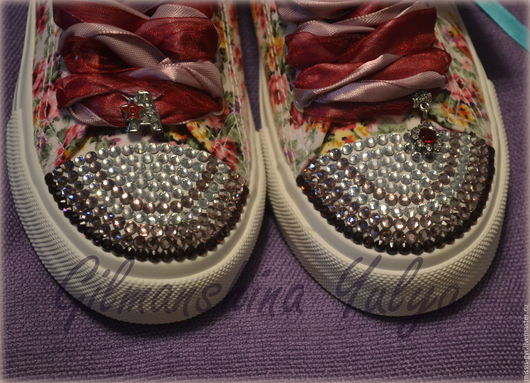 Детская обувь ручной работы. Ярмарка Мастеров - ручная работа. Купить Разноцветные. Handmade. Комбинированный, обувь на заказ, красивый подарок