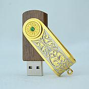 Сувениры и подарки handmade. Livemaster - original item stick: FLASH drive