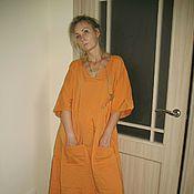 Одежда ручной работы. Ярмарка Мастеров - ручная работа распродажа бохо платье (хлопок с добавлением спандекса). Handmade.