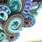 Сутажное кружево Евгении Семеновой (Diavona) - Ярмарка Мастеров - ручная работа, handmade