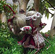 Куклы и игрушки ручной работы. Ярмарка Мастеров - ручная работа Кукла-оберег На Счастье. Handmade.