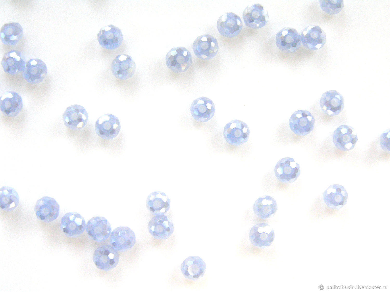 Beads, glass rondels, Beads1, Tyumen, Фото №1
