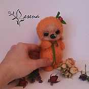Куклы и игрушки handmade. Livemaster - original item Fruit mouse-baby. Handmade.