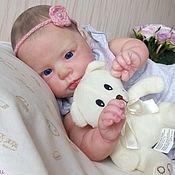 Куклы и игрушки ручной работы. Ярмарка Мастеров - ручная работа Кукла реборн из молда Кристалл. Handmade.