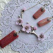 Украшения handmade. Livemaster - original item Jewelry set