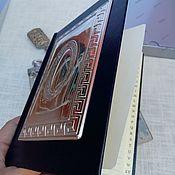 Записные книжки ручной работы. Ярмарка Мастеров - ручная работа Винтаж. Блокнот, записная книжка, серебро. Handmade.
