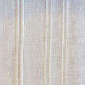 Материалы для творчества ручной работы. Ярмарка Мастеров - ручная работа Шотландская льняная вуаль 280 см тюль. Handmade.