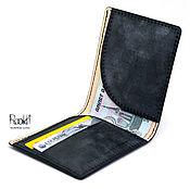 Wallets handmade. Livemaster - original item Purse leather, wallet, leather mens / womens. Handmade.