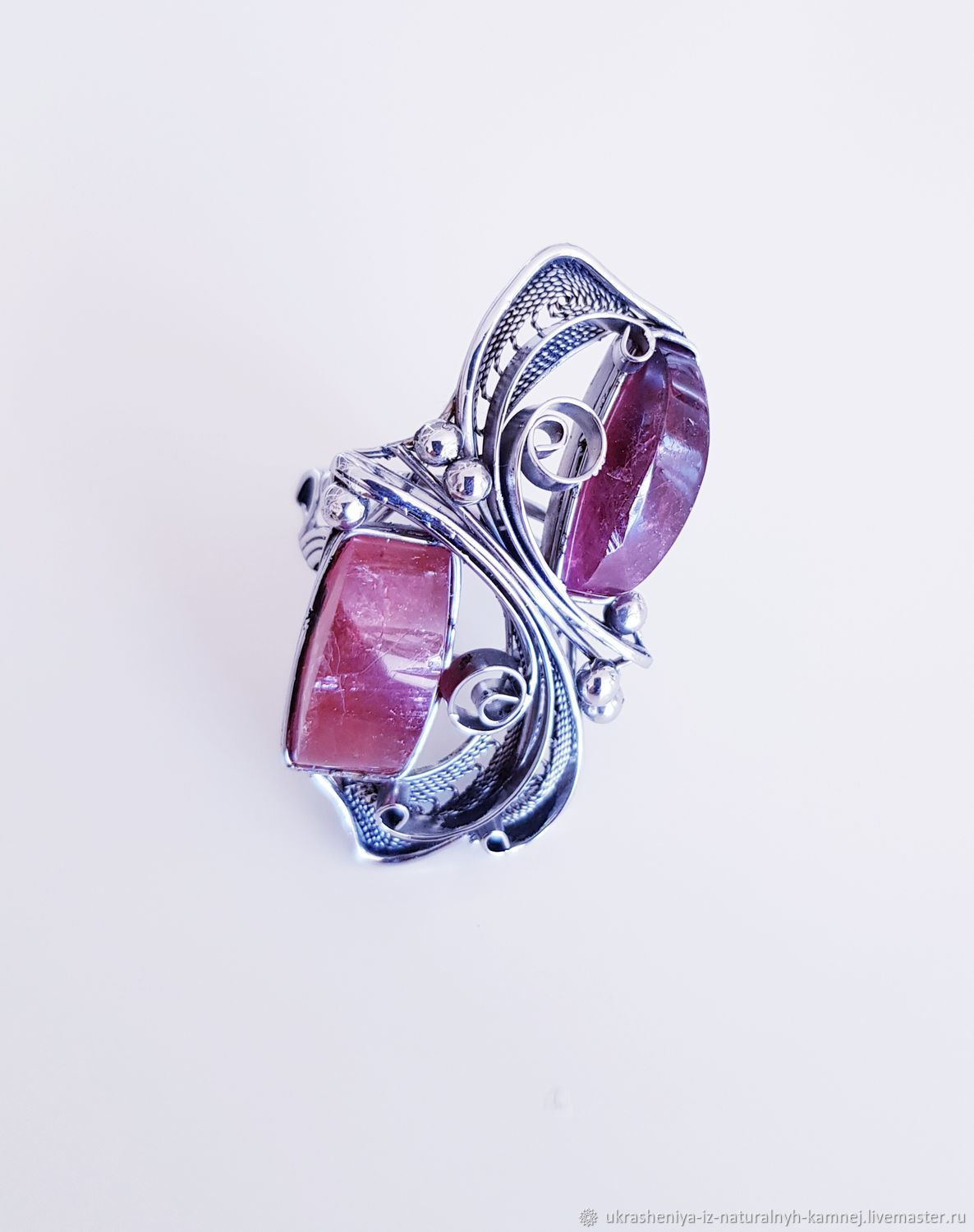 Ring with tourmaline, Rings, Moscow,  Фото №1