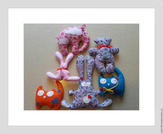Игрушки животные, ручной работы. Ярмарка Мастеров - ручная работа. Купить Ароматические игрушки. Handmade. Комбинированный, мишка ручной работы