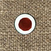Материалы для творчества handmade. Livemaster - original item Ferro Sunshine overglaze paint No. №161232 walnut. Handmade.