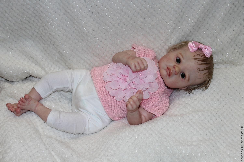 кукла реборн Розали, Куклы, Москва, Фото №1