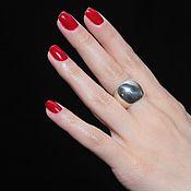 Украшения handmade. Livemaster - original item Minima series ring made of polished 925 sterling silver. Handmade.