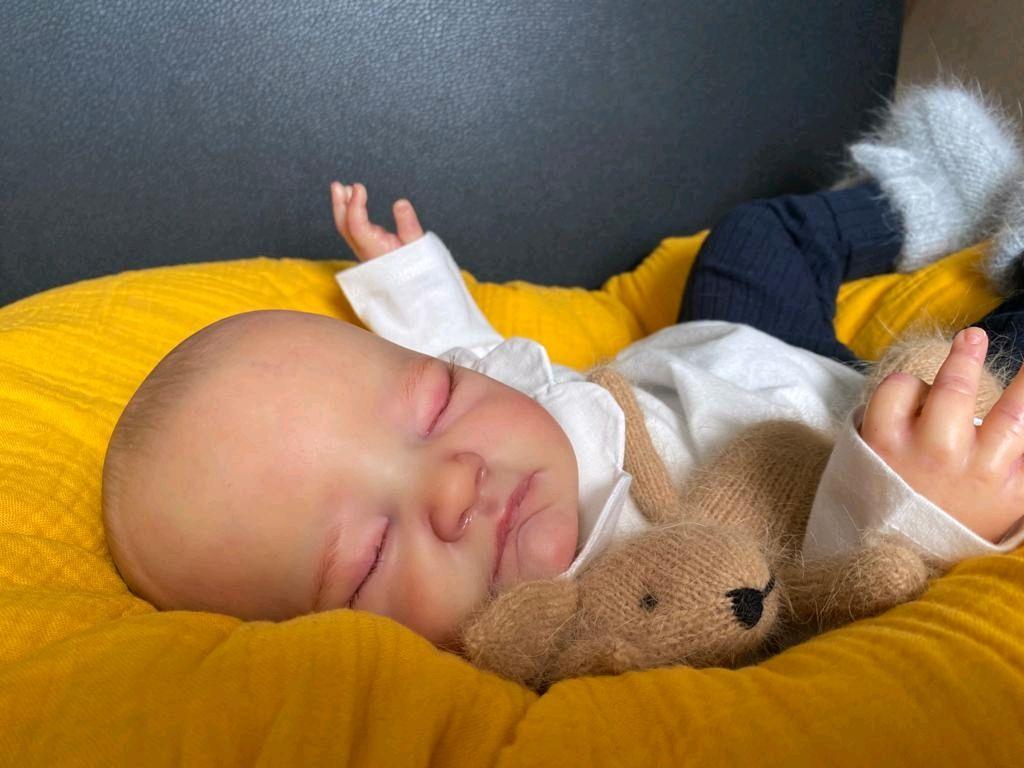 Кукла реборн Молд August Dawn McLeod, Куклы Reborn, Нижнекамск,  Фото №1